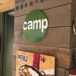 野菜を食べるカレーcamp - 外観