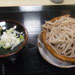 そば処 鳩美 - 料理写真: