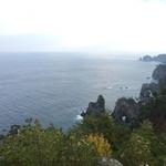 44041805 - 北山崎の景観