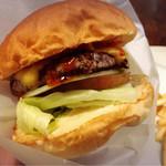 ハンバーガーモンスター - チーズ追加トッピング