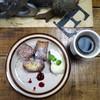 グランノットコーヒー - 料理写真:フレンチトースト、インドネシア マンデリン
