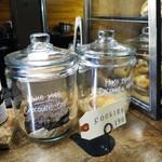 グランノットコーヒー - クッキーポット