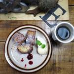 グランノットコーヒー - フレンチトースト、インドネシア マンデリン