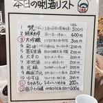 44045829 - 唎き酒リスト