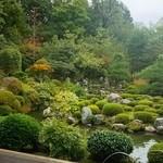 等持院 - 庭園
