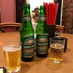 新台北 - 台湾ビールで乾杯!