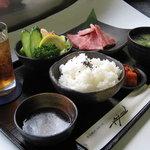 固城 - 料理写真:Lunch ランチ♪