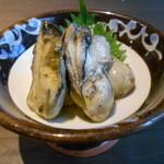 44053187 - 牡蠣のオリーブオイル煮