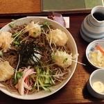 手打そば きっ川 - 海老おろし蕎麦~1,000円