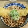 どん亭 - 料理写真:いか天そば(\380)