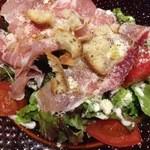 ITALIAN QUATRO - シーザーサラダ