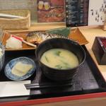 ダマヤ - 焼き鯖定食
