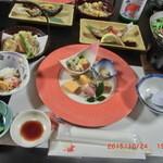 44055670 - 宴会夕食