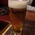 ビンワン - 生ビール