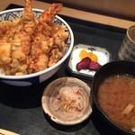 重きよ - 天丼 980円税込