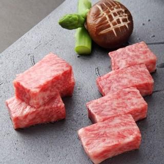 和牛の魅力を存分に愉しむ、新しい日本料理『肉会席』