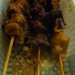 ワタナベ鶏肉店 - 焼き鳥