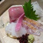 寿司 はせ川 西麻布店 - 寿司はせ川 お造り