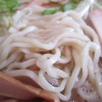 麺や 陽風 - 自家製麺の麺 アップ!         27.11.4