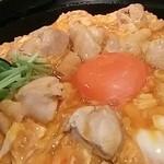 44063886 - プリプリの鶏肉と濃厚卵♪( 〃▽〃)