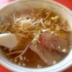 上海菜館 - 「柳麺(500円)」[平成27年6月12日(金)撮影]