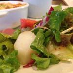 モキチ・フーズガーデン - 地野菜サラダ