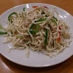 新楽坊 - 干し豆腐のサラダ