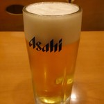 新楽坊 - 生ビール
