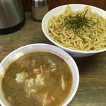 藍華 - 201511 つけ麺大盛り(900円)