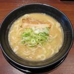 ラーメン番長 銀次郎 - ラーメン 極太麺