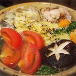 和さび - 海鮮トマトチーズ鍋