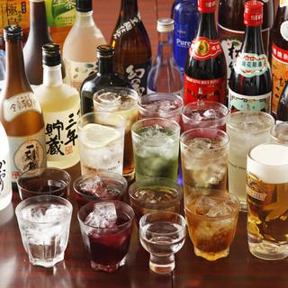 【忘年会&新年会】6種類から選べる飲み放題付き中華コース◎