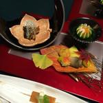 三河屋旅館 - 料理写真: