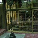 モリタ屋 - 趣きある囲炉裏