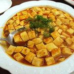 ラララ - 麻婆豆腐、850円。