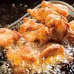 立呑処へそ - 鶏から揚げ