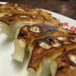 東京餃子楼 - 焼き餃子