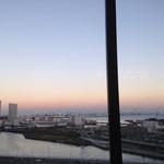 ホテルオークラ レストラン横浜 中国料理 桃源 - 夕暮れ Nov/2015