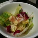 ピッツェリア馬車道 - 料理写真:ランチセットのサラダ