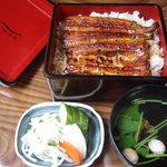 うなぎ 重兵衛 - 料理写真:201007