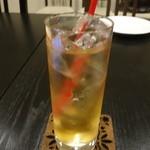ハングリータイガー - ☆シュワァワァ~ジンジャーエールで乾杯です☆