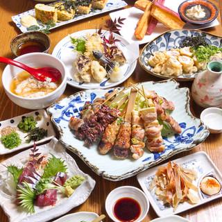 愛媛と鹿児島の鶏のそれぞれのよさを生かした鶏料理