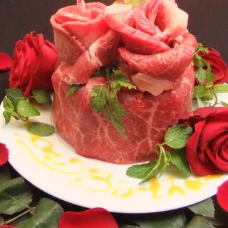 大切な方とステキな時間を美味しいお肉で