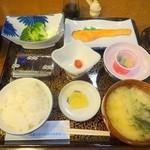 久慈ステーションホテル - 料理写真:朝食