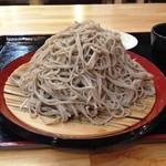 小木曽製粉所 長野店 - 大ざる