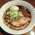 綱 - 【中華そば + 味玉子】¥700 + ¥100