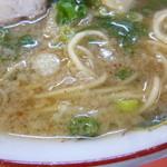 ほそかわ - 麺とスープ(15.10)
