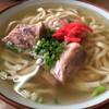 Tounanshokudou - 料理写真:ソーキそば