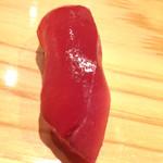 鮨たけ - 料理写真:マグロ赤身