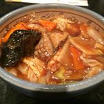 44088326 - 広東麺のあんかけ